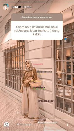 Stylish Hijab, Casual Hijab Outfit, Hijab Chic, Ootd Hijab, Style Hijab Simple, Best Online Clothing Stores, Hijab Style Tutorial, Long Skirt Fashion, Muslim Women Fashion