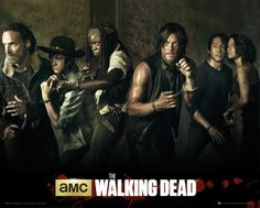 The Walking Dead - Season 5 - Official Mini Poster. Official Merchandise. FREE SHIPPING