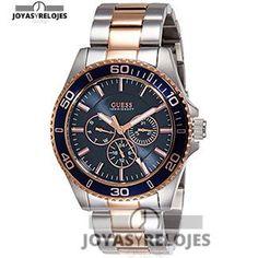 Fantástico ⬆️😍✅ GuessW0172G3 😍⬆️✅ , Modelo perteneciente a la Colección de RELOJES GUESS ➡️ PRECIO 170.52 € En exclusiva en 😍 https://www.joyasyrelojesonline.es/producto/guess-reloj-de-cuarzo-para-hombre-con-esfera-analogica-de-color-negro-y-plateado-acero-inoxidable-w0172g3/ 😍 ¡¡No los dejes Escapar!! #Relojes #RelojesFestina #Festina