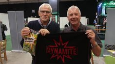 Mr Dynamite Baits is back!  Yesterday was the annual trade show event the #TackleandGunsShow where Fishing Republic found out the great news that after a short absence Mick Pridmore has come back home and re-joined Dynamite Baits!  Fishing Republic also saw some awesome new gear, a lot we can't reveal quite yet but keep checking back for more and more insights