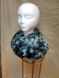 Cuddle Fleece infinity scarf