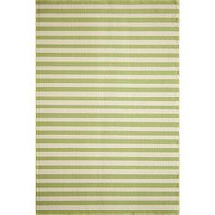 Indoor/Outdoor Stripes Rug $150 for 5x8
