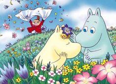 Moomin Cartoon, Tove Jansson, Moomin Valley, Old Cartoons, Funny Art, Sanrio, Kawaii Anime, Cute Art, Pikachu