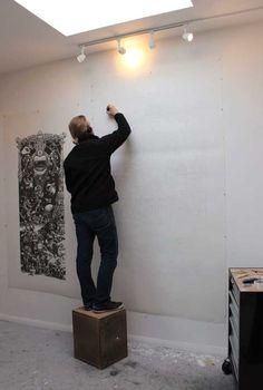Joe Fenton el arte del blanco y negro.