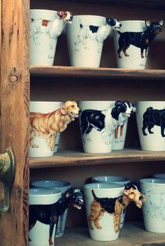 ¿a quién le apetece un #café? #doglovers #guauperrunos