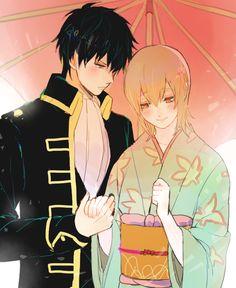 Hijikata and Mitsuba