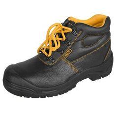 Παπούτσι Εργασίας Δερμάτινο Νο45 Ingco | doktoris.gr