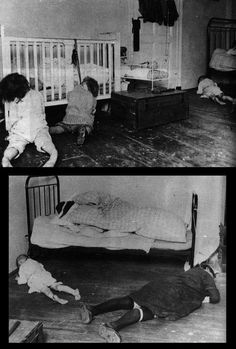 Creepy Deaths