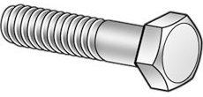 Hex Bolt, Grade 2, 1/4-20x3, Zinc Plated, Pk 50 by ASMC LLC. $5.86. This listing is for surplus parts. Parts may be dusty. Plain steel parts may have some surface rust. Parts may be coated in oil, if shipped that way from the manufacturer. Unless otherwise stated parts are unused and perfectly serviceable.