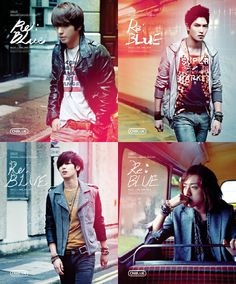 CNBLUE to release limited edition of 'Re:BLUE' album