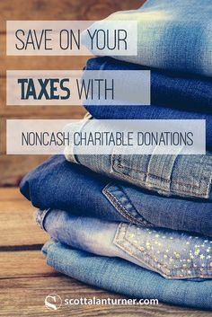 If you think you're noncash contributions for the year exceed $500, you must complete IRS Form 8283, Noncash Charitable Contributions, and attach it to your return. You can find form 8283 Instructions here.