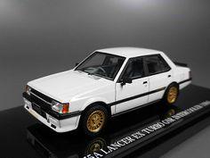 MITSUBISHI Lancer EXturbo GSR intercooler 1984 | by tetsuik