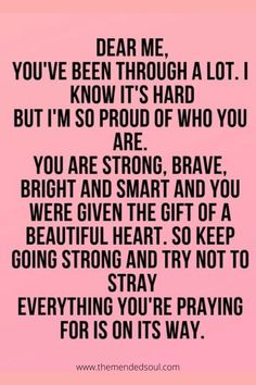 Quotes we need to hear Inspirational Quotes About Strength, Positive Quotes, Motivational Quotes, The Words, Self Love Quotes, Quotes To Live By, Keep The Faith Quotes, Encouragement Quotes, Wisdom Quotes