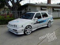 Modified VW Jetta 1997 Pictures