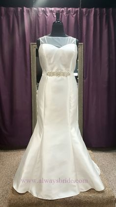 "Sydney's Closet ""Eliza"" #SC5201 - Always a Bride Wedding Consignment, Grafton, WI"