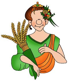 Persephone & Demeter (myth) - Ancient Greek & Roman Gods for Kids Greek Gods And Goddesses, Greek And Roman Mythology, Ancient Rome, Ancient Greece, Greek Myths For Kids, Persephone Story, Greek Plays, Roman Gods, Greek History