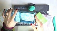 envelop punch board 123 tutorial in italiano - Bing video