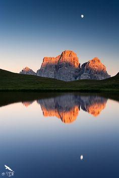 A Retrospective...Mount Pelmo, Dolomites, Italy