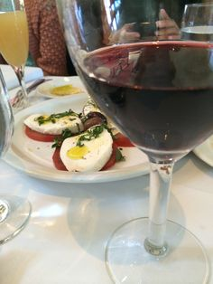 Delicious Italian gem in Santa Clarita, Piccola Trattoria offers a variety of lunch and dinner options and an extensive wine menu.  Don't pass up on the Antipasta section of the menu as there are many tasty selections! http://www.piccolatrattoria.com/