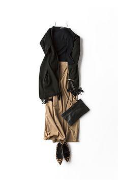 Kyoko Kikuchi's Closet   ジェーンバーキンを意識したクラシカルスタイル