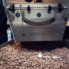Love the smell of roasted cocoa beans. . . . #cacao #cacaobeans #roasted #chocolate #fermentation #torontochocolate  @chocosoltraders Cacao Beans, Cocoa, Roast, Cooking Recipes, Chocolate, Instagram, Chef Recipes, Chocolates