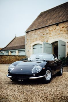 Ferrari 275 GTB. The Bamford family has owned some of the most legendary cars in automotive history.