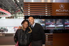 Rallye Acura and St. Mary's Children's Hospital at the 2013 New York International Auto Show