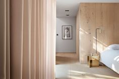 Peter's House Bedroom | Industrial Home In Copenhagen