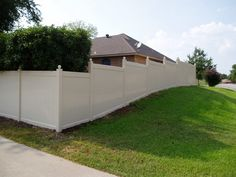 Future Outdoors has been a Ply Gem Dealer for 20 years.  Call us for a free estimate for a vinyl fence. 972-576-1600