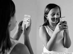 A photography series highlights the reported dangers social media poses on kids, families, and communication between people. A Level Photography, Photography Sites, Conceptual Photography, Dark Photography, Creative Photography, Portrait Photography, School Photography, Social Media Negative, Social Media Art