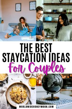 These are the best romantic weekend staycation ideas | Staycation Ideas | Staycation Ideas for Couples | Staycations | Travel While at Home | Can't Wait to Travel | Staycation Ideas for Couples at Home | Can't Afford to Travel | Can't Travel | Date Night Ideas | Date Night Dinner Recipes | Date Night Ideas at Home | Date Night Themes Couples | Travel at Home Date Romantic Destinations, Romantic Travel, Romantic Escapes, Romantic Places, Honeymoon Destinations, Travel Couple, Family Travel, Travel Guides, Travel Tips
