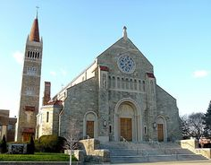 St. Vincent de Paul Roman Catholic Church, Bayonne, NJ, built in 1930