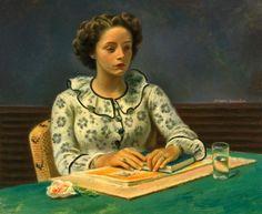 Nancy by Eugene Speicher