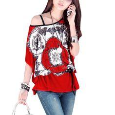 Allegra K Women Round Neck Batwing Sleeve Semi Sheer Pullover Tunic Shirt Allegra K,http://www.amazon.com/dp/B00E0L0QMC/ref=cm_sw_r_pi_dp_V-pIsb13X113GYPR