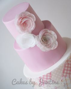 49 Best Wafer Paper Flowers And Others Images On Pinterest