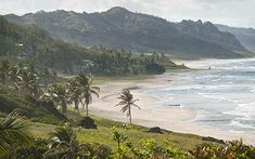 Bathsheba, Barbados...