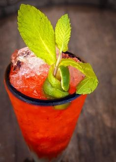 Friday Happy Hour: Zombie!, a Cocktail Fit for New Moms