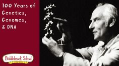 """This month we celebrate the 100th birthday of world-renowned scientist Francis Crick. Crick was born on June 8, 1916 in Northhampton, England. As a child, he was extremely inquisitive and read any book he could get his hands on. He found books on science topics the most interesting, which led to many """"kitchen-experiments"""" as a child. See how child interests grew into a passion for science!"""