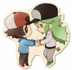 N Pokemon, Pokemon Ships, Black Pokemon, Pokemon Comics, Pokemon Games, Doujinshi, Manga Anime, Chibi, Cool Art