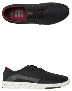 68b2fc0865ab Etines Scout Shoe. Etnies Scout, Mens Trainers, Shoe Brands, All Black  Sneakers