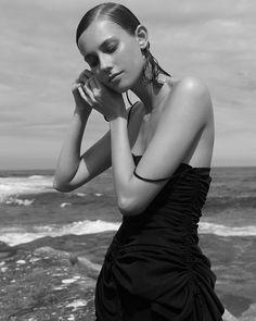 Photo Mali Koopman by Alexandra Nataf for Unconditional Magazine Issue 3