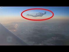 UFO Sightings 2016 | Flight attendant accidentally filmed flying aliens attracted millions of views - YouTube