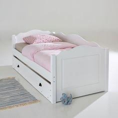 Lit gigogne 3 positions, authentic style blanc La Redoute Interieurs   La  Redoute 81aa19348b08