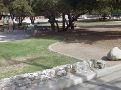 Another view of McGroarty Park in Tujunga, California.