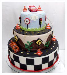 Cars Cake d'autres bonnes idées!
