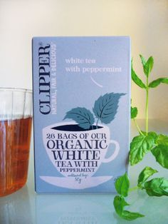 Clipper White Peppermint