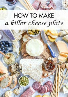 Wow your guests by learning how to make a killer cheese plate, then pair it with Town House Crackers!