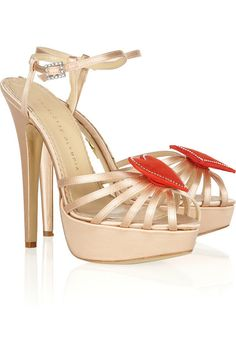 Shoes for Thought Thursday, Be Still My Heart! : Coastside Couture