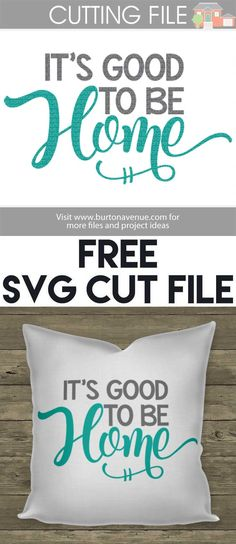 Free SVG files to use with your Silhouette or Cricut cutting machine. These files are great for all types of projects like signs, tshirts, pillows, & more. Silhouette Cameo Projects, Silhouette Design, Shilouette Cameo, Scan And Cut, Cricut Vinyl, Cricut Air, Free Svg Cut Files, Silhouette Machine, Cricut Creations