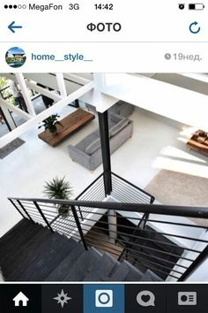 Minimalist Home Design Interior Stairs, Home Interior Design, Interior Architecture, Interior And Exterior, Interior Photo, Apartment Interior, Interior Paint, Luxury Interior, Minimalist House Design